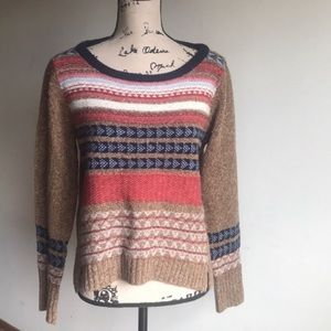 Sparrow lambswool sweater